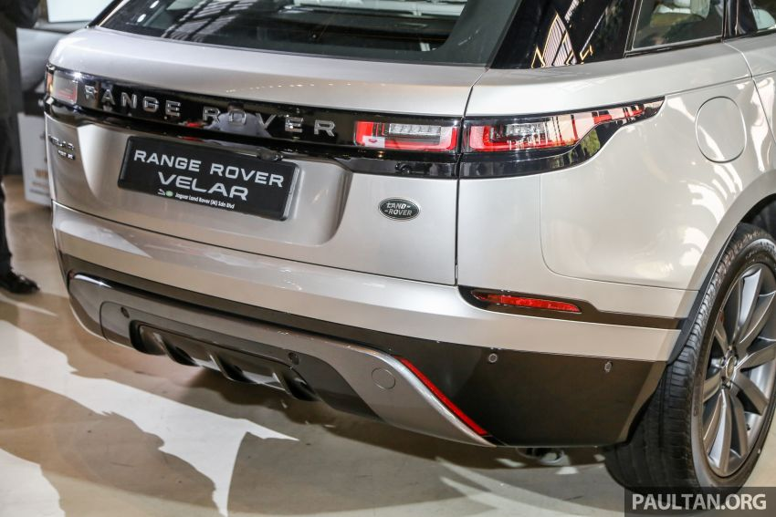 Range Rover Velar officially launched in Malaysia – three variants offered, prices start from RM530k Image #808758