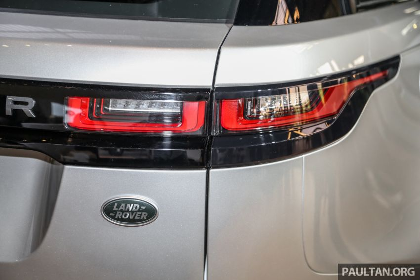 Range Rover Velar officially launched in Malaysia – three variants offered, prices start from RM530k Image #808759