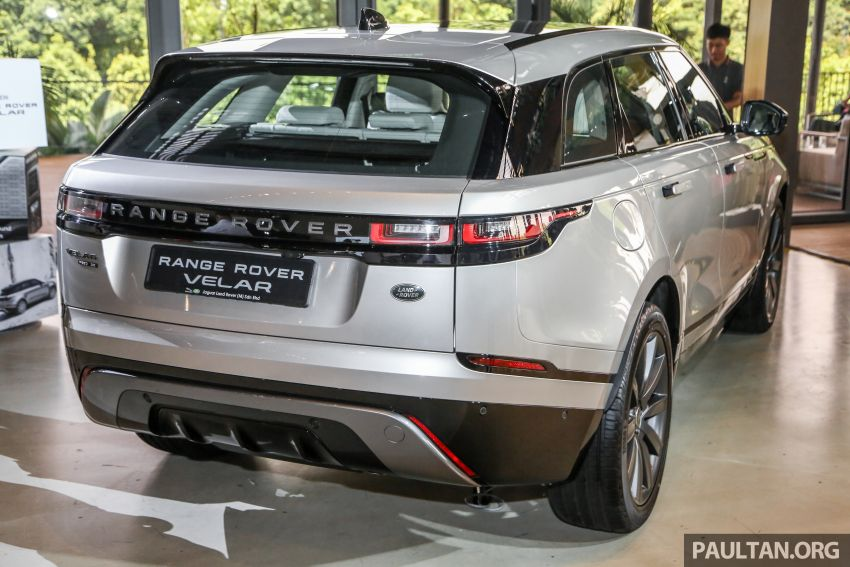 Range Rover Velar officially launched in Malaysia – three variants offered, prices start from RM530k Image #808738