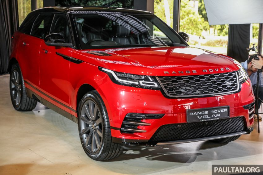Range Rover Velar officially launched in Malaysia – three variants offered, prices start from RM530k Image #808765