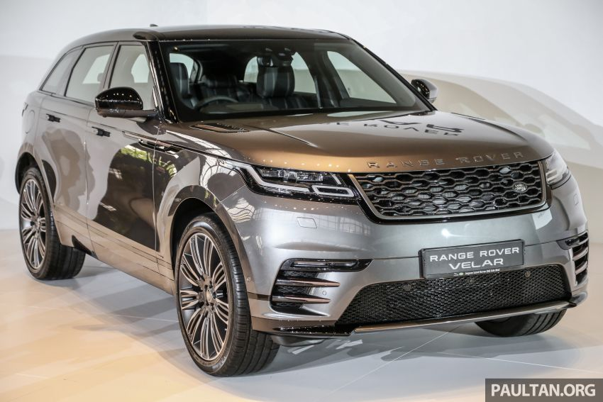 Range Rover Velar officially launched in Malaysia – three variants offered, prices start from RM530k Image #808766