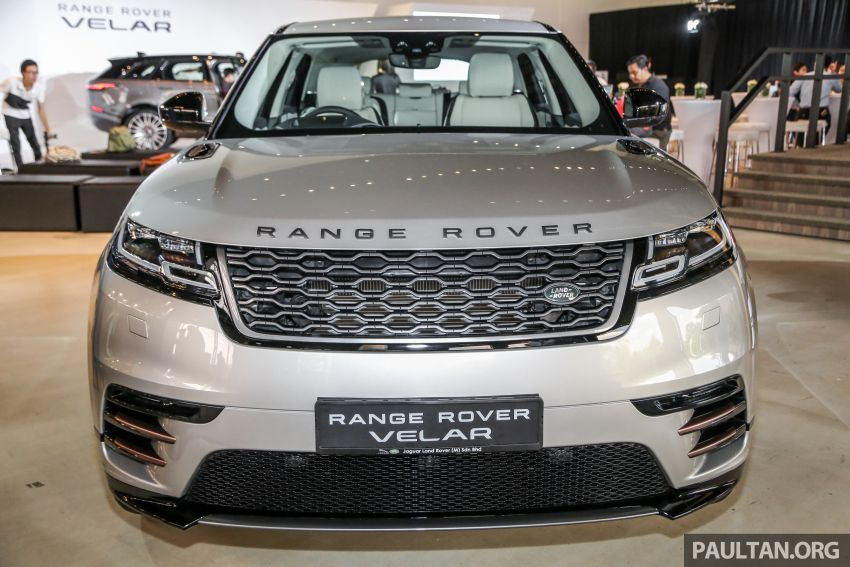 Range Rover Velar officially launched in Malaysia – three variants offered, prices start from RM530k Image #808740