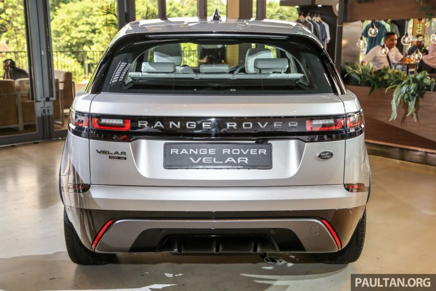 Range Rover Velar officially launched in Malaysia – three variants offered, prices start from RM530k Image #808741