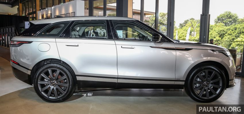 Range Rover Velar officially launched in Malaysia – three variants offered, prices start from RM530k Image #808742
