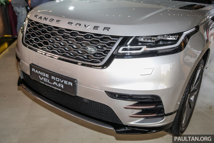 Range Rover Velar officially launched in Malaysia – three variants offered, prices start from RM530k Image #808743