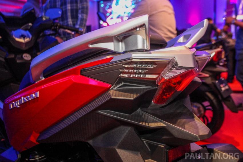 SYM CruiSYM 250i dan Jet 14 tiba di Malaysia – skuter berkapasiti 250 cc dan 125 cc, harga RM20k, RM7k Image #806874