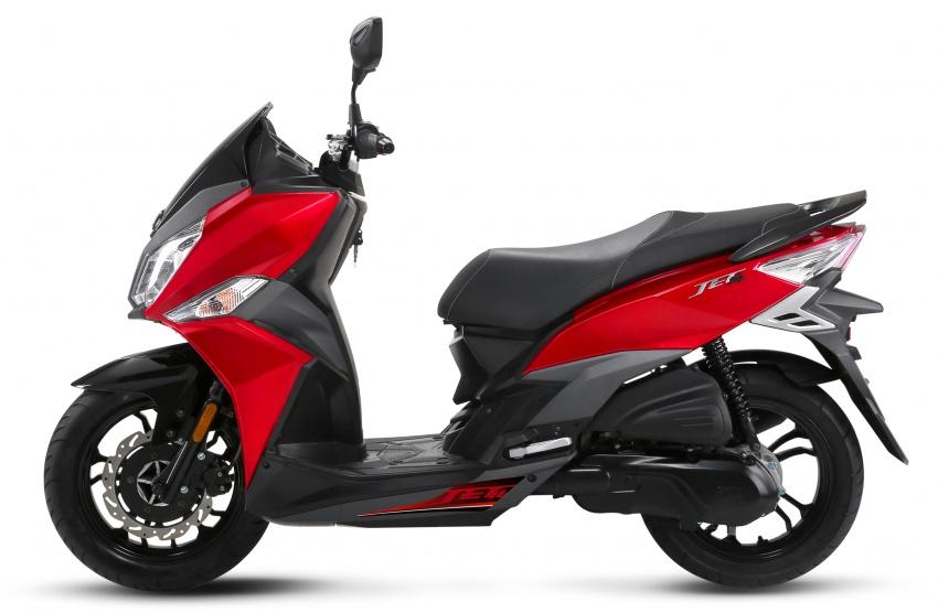 SYM CruiSYM 250i dan Jet 14 tiba di Malaysia – skuter berkapasiti 250 cc dan 125 cc, harga RM20k, RM7k Image #806756