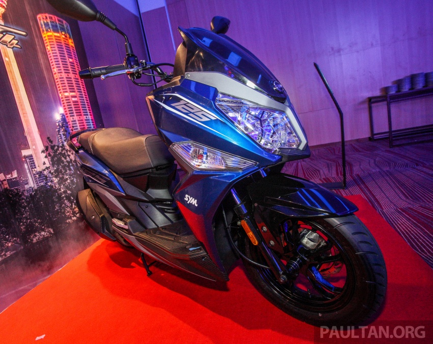 2018 SYM CRUiSYM 250i and Jet 14 scooters launched in Malaysia – priced from RM20,021 and RM7,089 Image #807492