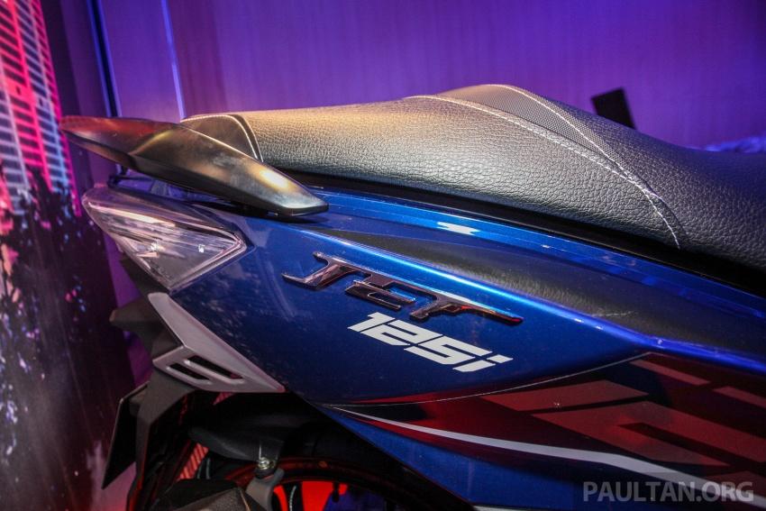 SYM CruiSYM 250i dan Jet 14 tiba di Malaysia – skuter berkapasiti 250 cc dan 125 cc, harga RM20k, RM7k Image #806849