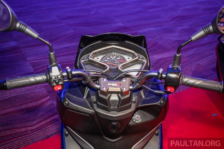 SYM CruiSYM 250i dan Jet 14 tiba di Malaysia – skuter berkapasiti 250 cc dan 125 cc, harga RM20k, RM7k Image #806852