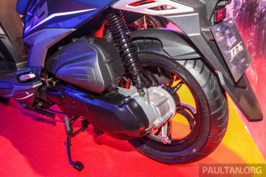 SYM CruiSYM 250i dan Jet 14 tiba di Malaysia – skuter berkapasiti 250 cc dan 125 cc, harga RM20k, RM7k Image #806857