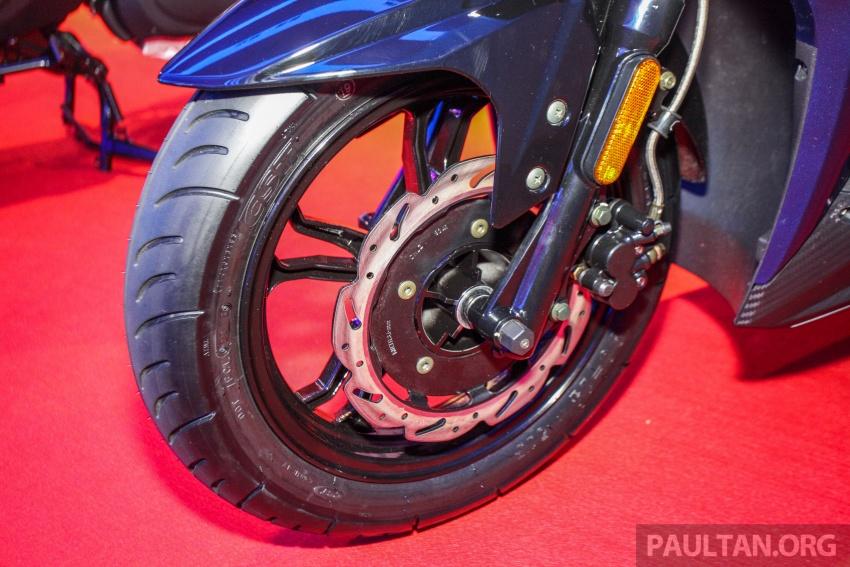 SYM CruiSYM 250i dan Jet 14 tiba di Malaysia – skuter berkapasiti 250 cc dan 125 cc, harga RM20k, RM7k Image #806862