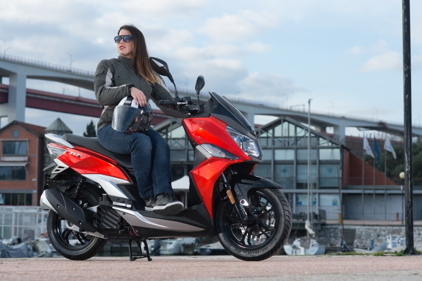 2018 SYM CRUiSYM 250i and Jet 14 scooters launched in Malaysia – priced from RM20,021 and RM7,089 Image #806772