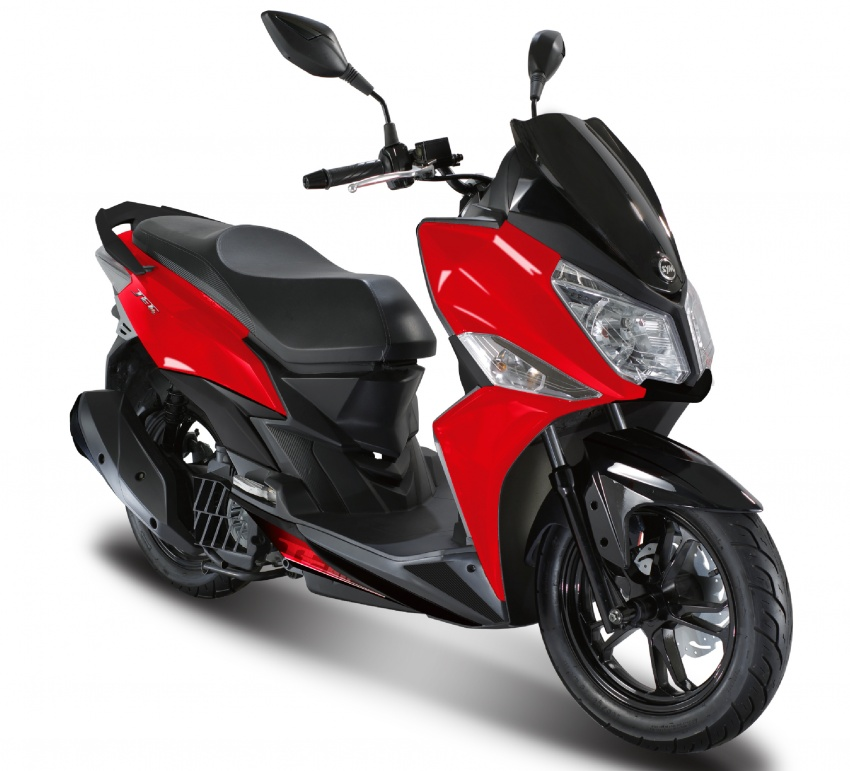2018 SYM CRUiSYM 250i and Jet 14 scooters launched in Malaysia – priced from RM20,021 and RM7,089 Image #806767