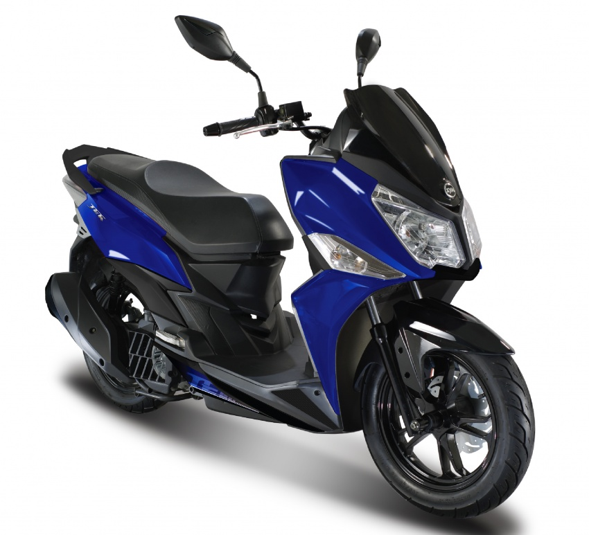 2018 SYM CRUiSYM 250i and Jet 14 scooters launched in Malaysia – priced from RM20,021 and RM7,089 Image #806768