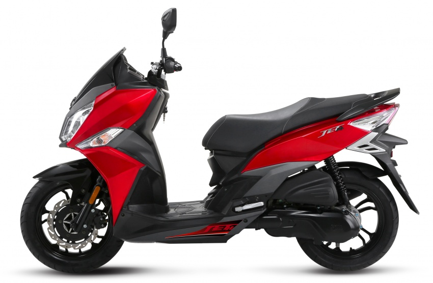 2018 SYM CRUiSYM 250i and Jet 14 scooters launched in Malaysia – priced from RM20,021 and RM7,089 Image #806765