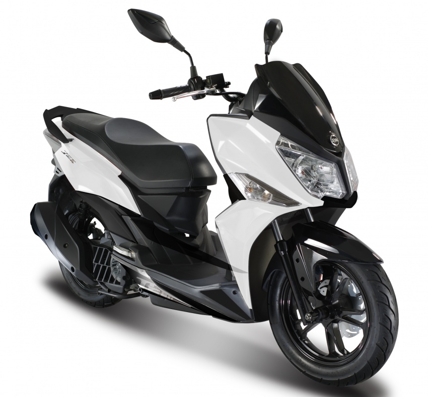 2018 SYM CRUiSYM 250i and Jet 14 scooters launched in Malaysia – priced from RM20,021 and RM7,089 Image #806769