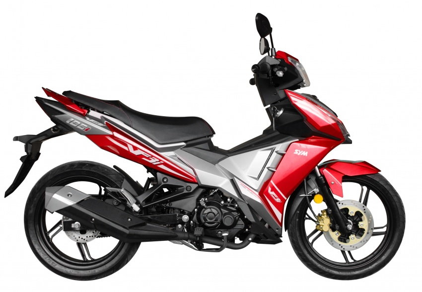 2018 SYM VF3i 183 cc supercub in Malaysia – RM8,467 Image #806721