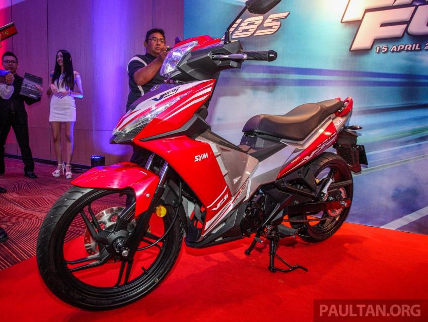 SYM VF3i vs Yamaha Y15ZR, Honda RS150R, Benelli RFS150i – latest 'supercub' takes on the establishment Image #808405