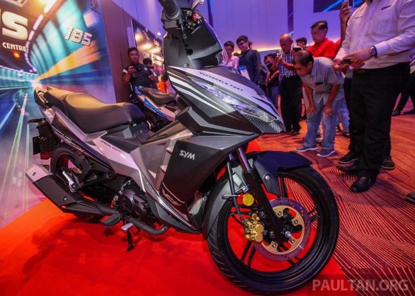 2018 SYM VF3i 183 cc supercub in Malaysia – RM8,467 Image #807546