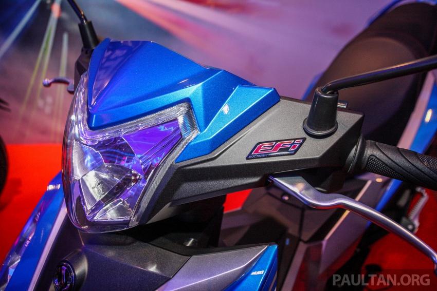 2018 SYM VF3i 183 cc supercub in Malaysia – RM8,467 Image #807547