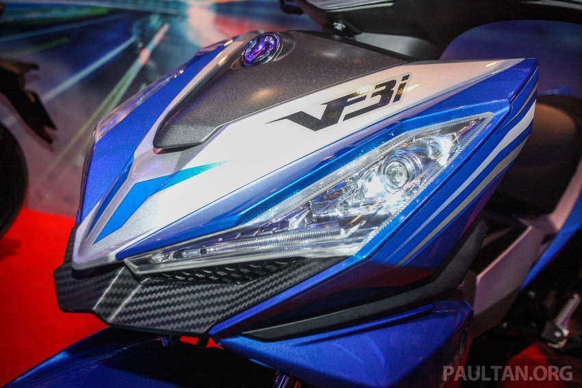 SYM VF3i vs Yamaha Y15ZR, Honda RS150R, Benelli RFS150i – latest 'supercub' takes on the establishment Image #808409