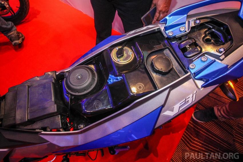 2018 SYM VF3i 183 cc supercub in Malaysia – RM8,467 Image #807556