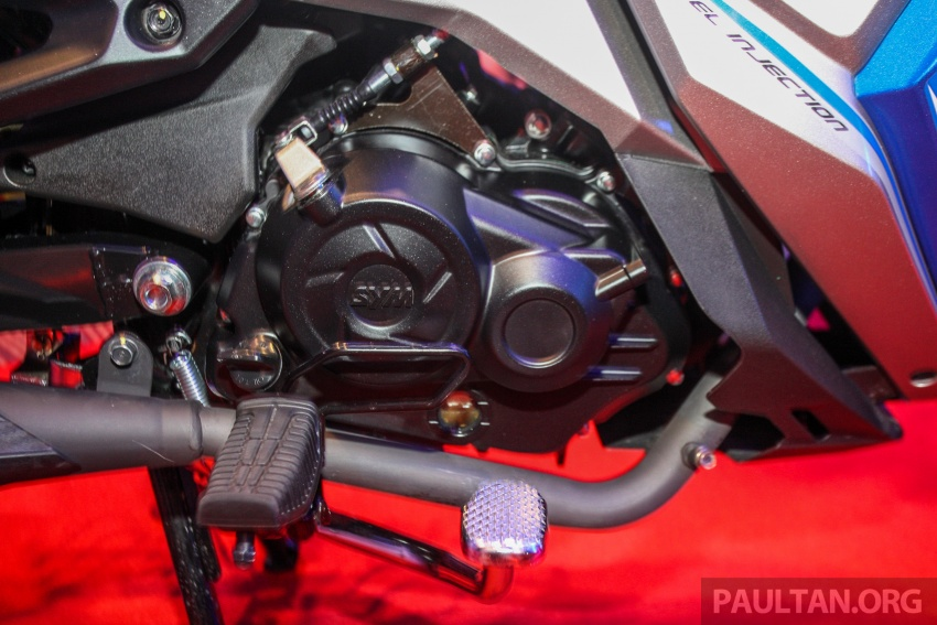 SYM VF3i vs Yamaha Y15ZR, Honda RS150R, Benelli RFS150i – latest 'supercub' takes on the establishment Image #808412