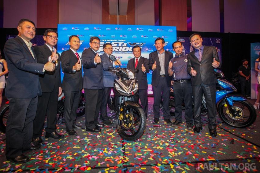 2018 SYM VF3i 183 cc supercub in Malaysia – RM8,467 Image #807537