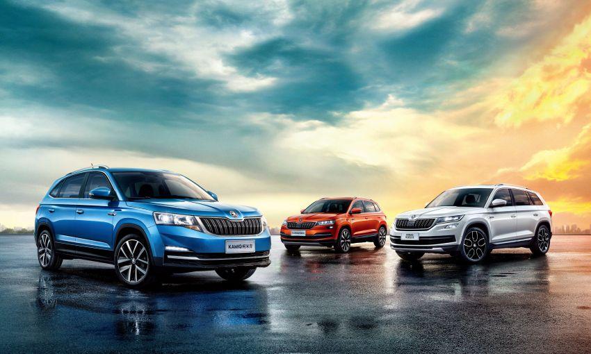 Skoda Kamiq revealed – B-segment SUV for China Image #810256