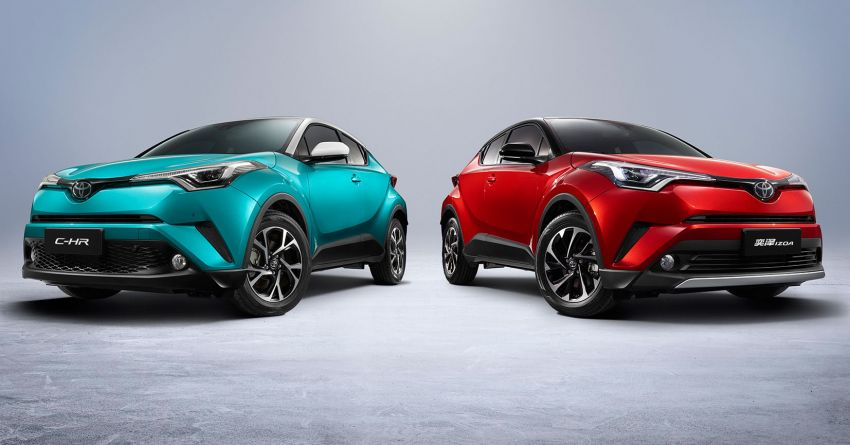 Toyota to launch 10 new electrified models in China – Corolla and Levin PHEVs, C-HR-based electric vehicle Image #813259