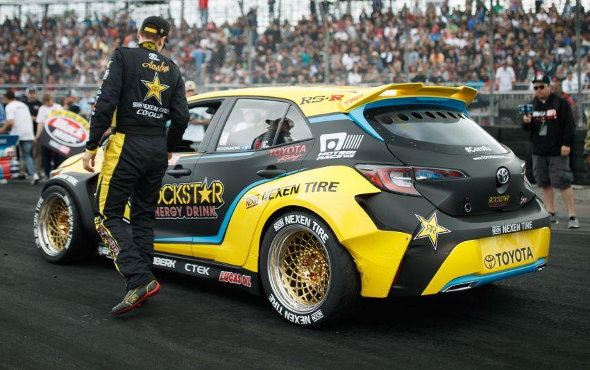 Toyota Corolla Hatchback drift car makes 1,000 hp! Image #809571