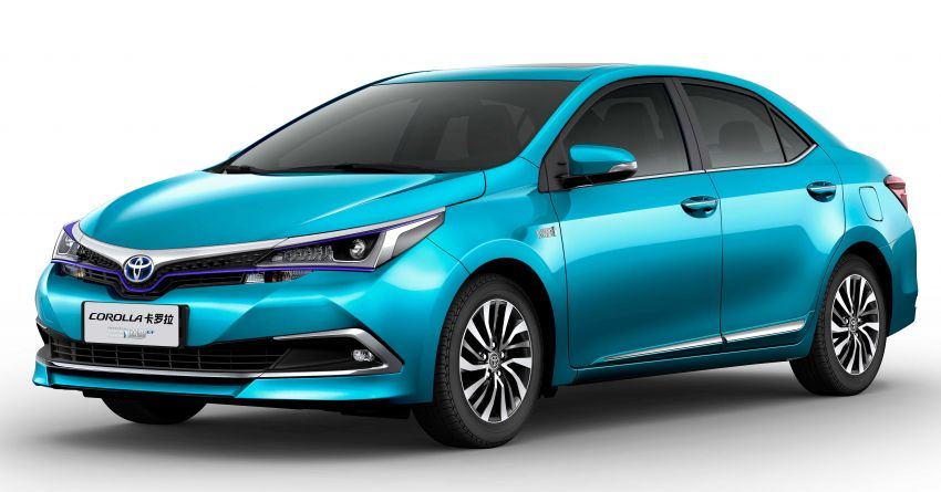 Toyota to launch 10 new electrified models in China – Corolla and Levin PHEVs, C-HR-based electric vehicle Image #813261
