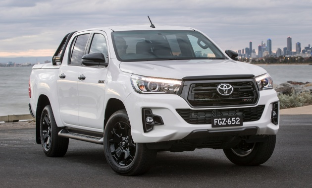 Toyota Launches Hilux Rugged X Rogue And Rugged Variants
