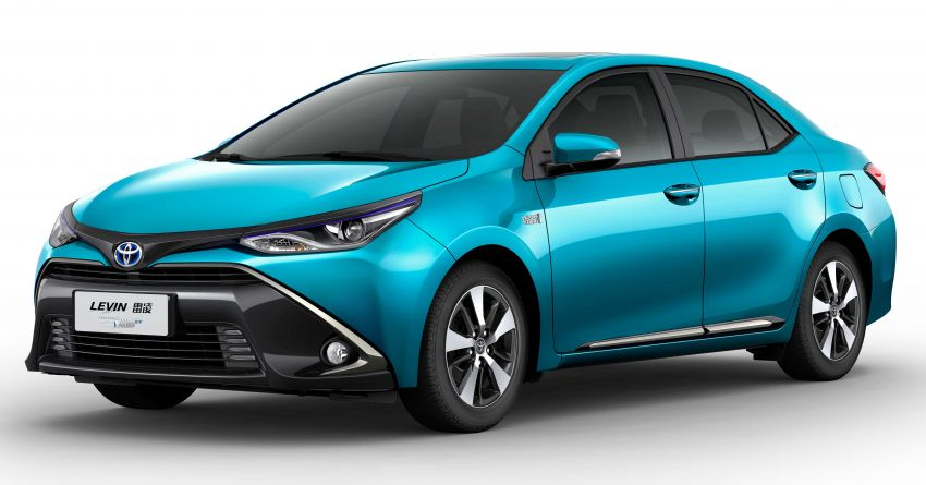 Toyota to launch 10 new electrified models in China – Corolla and Levin PHEVs, C-HR-based electric vehicle Image #813263