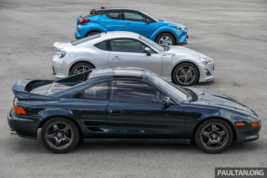 DRIVEN: Toyota C-HR 1.8L – about logic vs emotion Image #808304