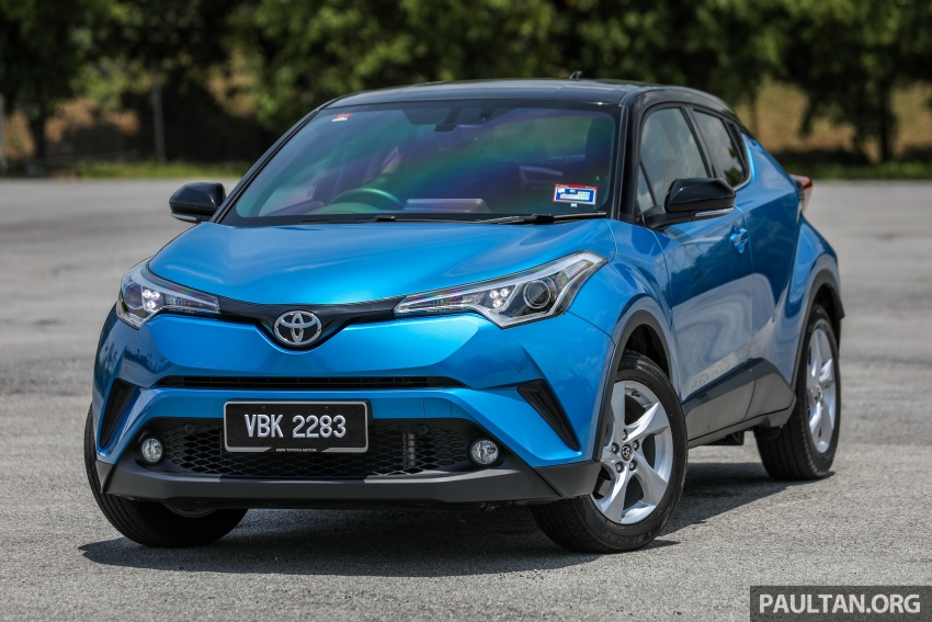 DRIVEN: Toyota C-HR 1.8L – about logic vs emotion Image #808218