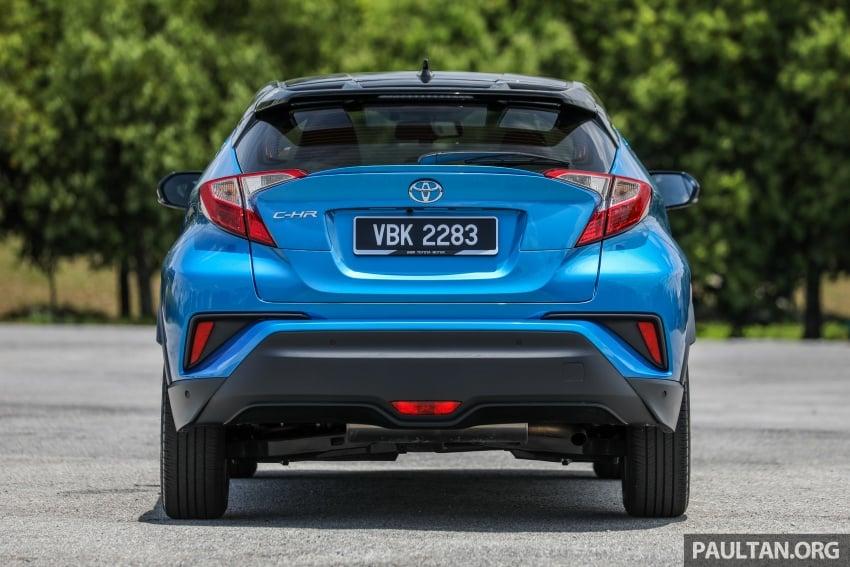 DRIVEN: Toyota C-HR 1.8L – about logic vs emotion Image #808231