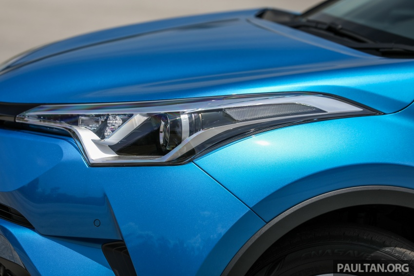DRIVEN: Toyota C-HR 1.8L – about logic vs emotion Image #808236