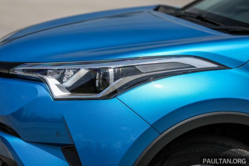 DRIVEN: Toyota C-HR 1.8L – about logic vs emotion Image #808236