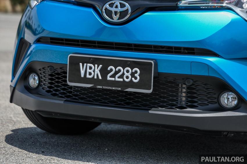 DRIVEN: Toyota C-HR 1.8L – about logic vs emotion Image #808238