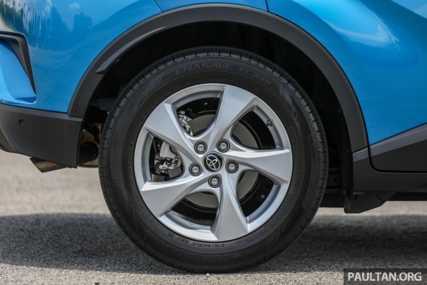 DRIVEN: Toyota C-HR 1.8L – about logic vs emotion Image #808241