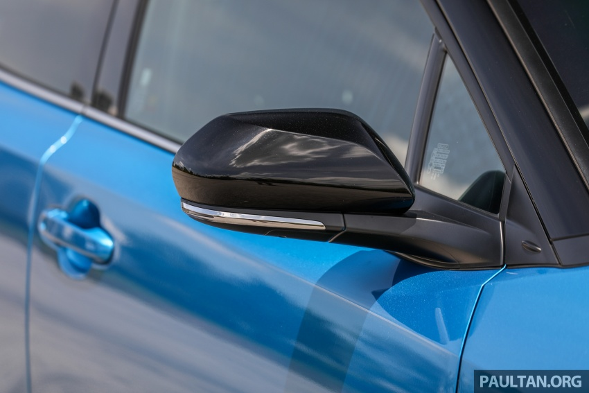 DRIVEN: Toyota C-HR 1.8L – about logic vs emotion Image #808242