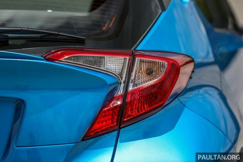 DRIVEN: Toyota C-HR 1.8L – about logic vs emotion Image #808248