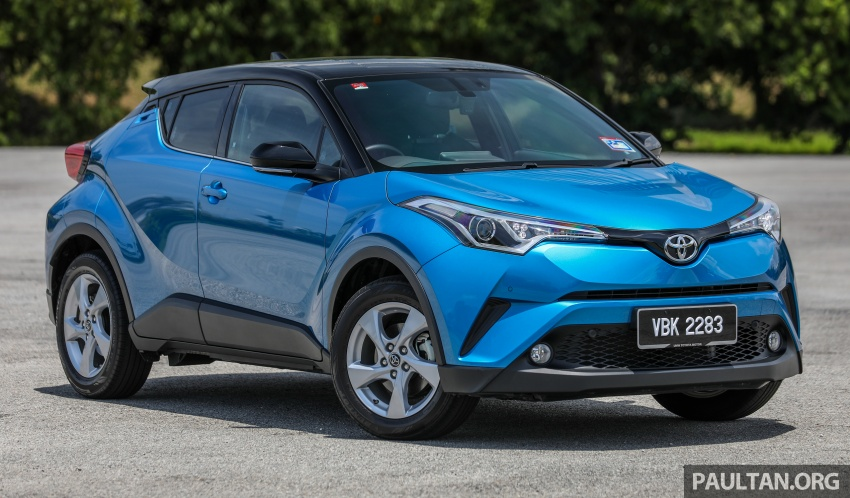 DRIVEN: Toyota C-HR 1.8L – about logic vs emotion Image #808221
