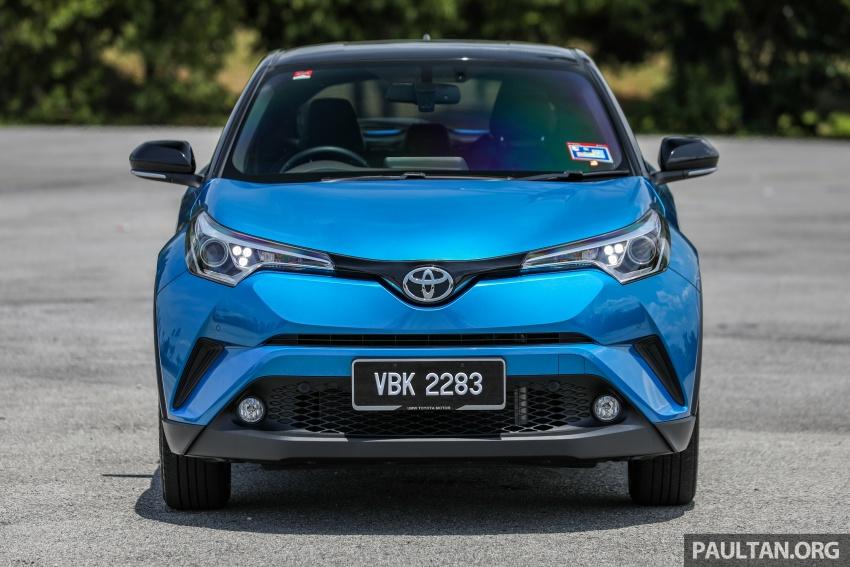 DRIVEN: Toyota C-HR 1.8L – about logic vs emotion Image #808228