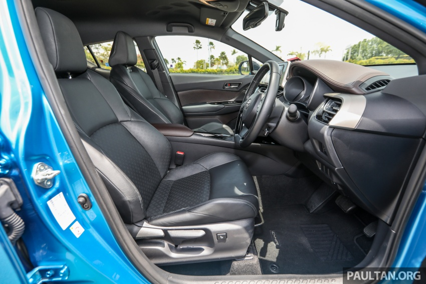 DRIVEN: Toyota C-HR 1.8L – about logic vs emotion Image #808286