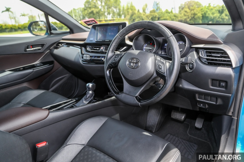 DRIVEN: Toyota C-HR 1.8L – about logic vs emotion Image #808259