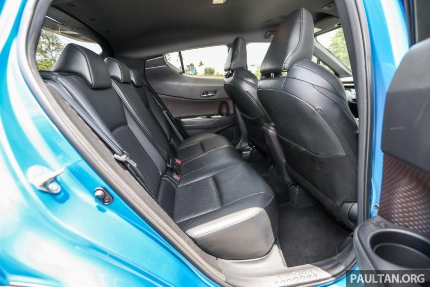 DRIVEN: Toyota C-HR 1.8L – about logic vs emotion Image #808288