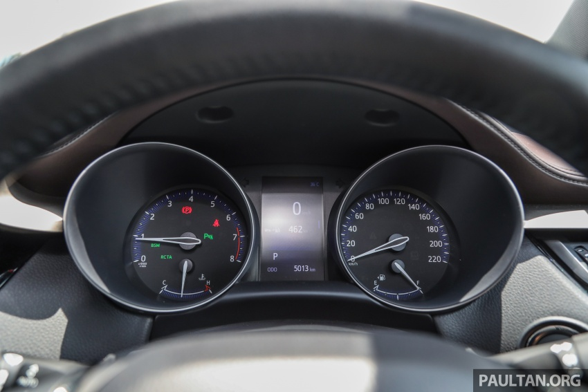 DRIVEN: Toyota C-HR 1.8L – about logic vs emotion Image #808261